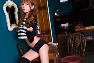 [SW포토] 레이싱모델 허윤미, 하의실종룩…아찔 도발