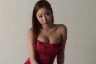 [포토] 김다온 무보정 '서구적 외모 + 글래머 몸매'