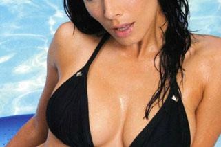 [브라질 빛낼 섹시 Wags] 3위 라모스 연인 필라 루비오 '급이 다른 여신'