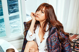 [SW포토] 레이싱모델 최슬기, '섹시산타'로 변신…사랑스러워