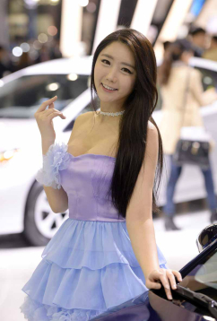[SW포토]2015 서울모터쇼, 반가워요