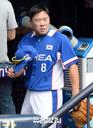 [SW포토] 훈련 준비하는 야구대표팀 안치홍