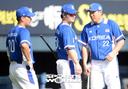[SW포토] 한국 야구대표팀 거포들의 수다