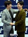 [SW포토] 조승우-지성, 존재만으로도 영화 '명당' 기대감 증폭