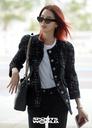 [SW포토] 모델 아이린, 밀라노 향해 출국