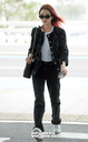 [SW포토] 모델 아이린, 자신감 넘치는 워킹