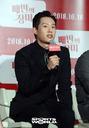[SW포토]김성철,''배반의 장미'로 인사드려요
