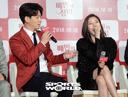[SW포토]정상훈,'손담비는 김수미 선생님 후계자'