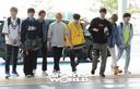 [SW포토] 그룹 유앤비, '건강하게 잘다녀 올께요'