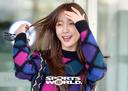 [SW포토] 하니의 환한 미소