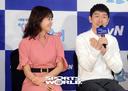[SW포토]김가온,'따로 또 같이 여행, 기다려져요!'