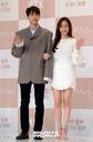 [SW포토]이민기-서현진,'로맨틱 코미디 기대하세요'
