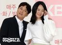 [SW포토] 차태현-배두나, '시청율 신경쓰이지만 열심히'