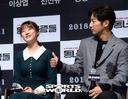[SW포토]이상엽,'김새론에 엄지척!'
