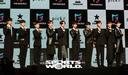 [SW포토] 그룹 '더 맨 블랙' 데뷔 쇼케이스 무대