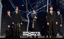 [SW포토] 그룹 더 맨 블랙, '겨울이 온듯해' 쇼케이스 무대