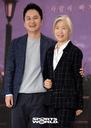 [SW포토] 예수정-장현성, 20여년만의 작품