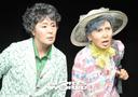 [SW포토] 특별한 감동이 있는 연극 '내친구 지화자'
