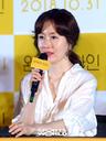 [SW포토]김지수,'완벽한타인, 재밌습니다'