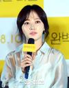 [SW포토]송하윤,'완벽한타인, 이서진 선배님과 커플입니다'