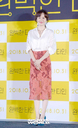 [SW포토]김지수,'여배우들의 설 자리가 많았으면'