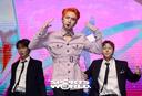 [SW포토]김동한,'떨리는 쇼케이스'