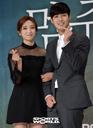 [SW포토] 배우 김현중-안지현, '시간이 멈추는 그때' 러브라인