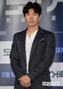[SW포토] 정의로운 배우 김성오