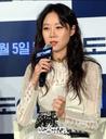 [SW포토] 공효진, 영화 '도어락' 강추위속 촬영