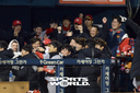[SW포토] 강승호 홈런으로 분위기 좋아진 SK 선수단