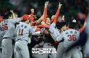 [SW포토] SK, 한국 시리즈 우승
