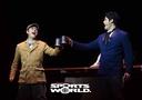 [SW포토]오만석-서경수,'즐거운 건배'