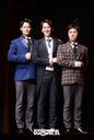 [SW포토]서경수-유연석-김동완,'우리는 몬티 나바로'