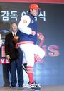 [SW포토]SK 이재원,'홈런 세리머니 한번 더'