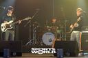 [SW포토] 밴드 BEON, 첫 정규 앨범 'TRIANGLE' 쇼케이스