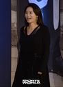 [SW포토] 밝은 모습으로 무대입장하는 김선영