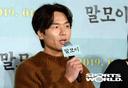 [SW포토] 배우 김태훈, 영화 '말모이' 기자역