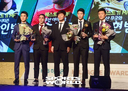 [SW포토]K리그2 최고의 미드필더