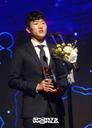 [Sw포토]K리그2  MVP는 광주 FC 나상호