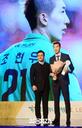 [SW포토]대구FC 조현우,'피파온라인 최고의 셀렉트 선수'