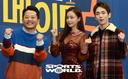 [SW포토] 김준호-키-홍수현,서울메이트시즌2 많은 관심을 부탁