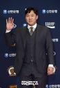 [SW포토]안치홍,'골든 글러브 도전'