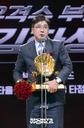 [SW포토]홍원기 코치,'골든글러브는 김하성의 버킷리스트중 하나'
