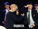 [SW포토] 청정 아이돌 몬트 데뷔