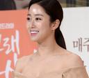 배우 전혜빈, 밝은 피부 미인