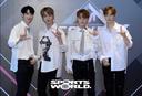 [SW포토] 엠카운트다움 출연하는 그룹 루커스