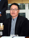 [SW포토]국가대표 기술위원회 마해영 위원
