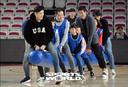 [SW포토] 최진수, 팬들과 함께하는 올스타전