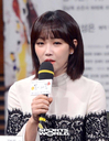 [SW포토]이유리,'봄이 오나 봄-재밌게 촬영해요'