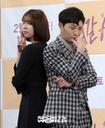 [SW포토] 배우 진구-서은수, '리갈하이' 즐겁게 촬영